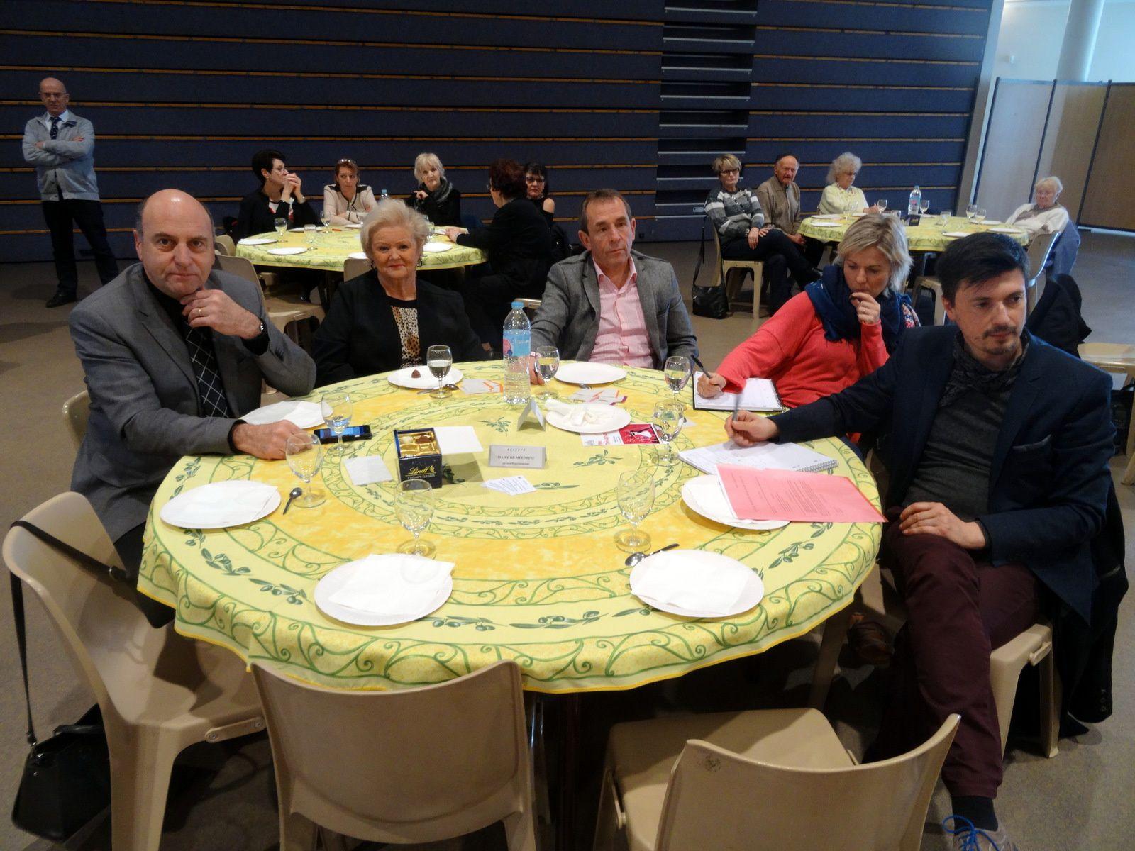 AG du Club de L'Amitié 2017