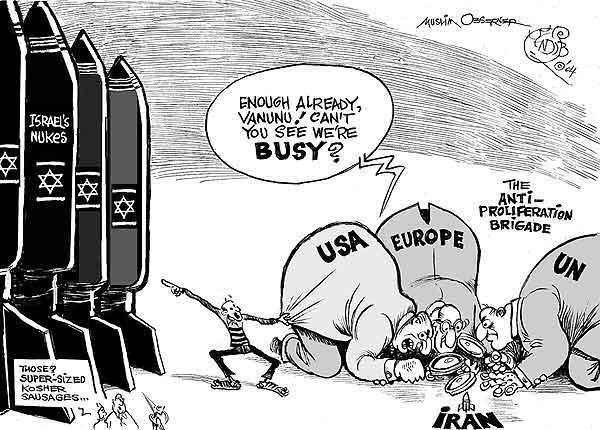 Pour en finir avec l'imposture du nucléaire iranien
