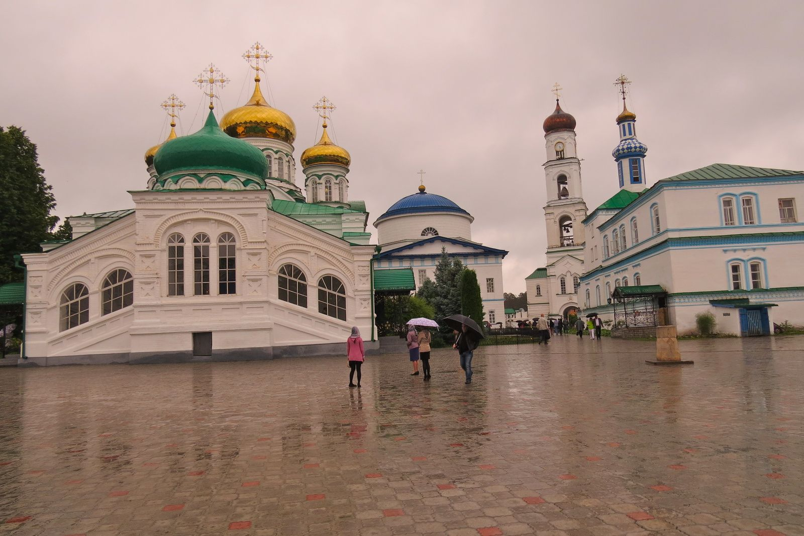 Mongolie 2014 (1.- Russie)