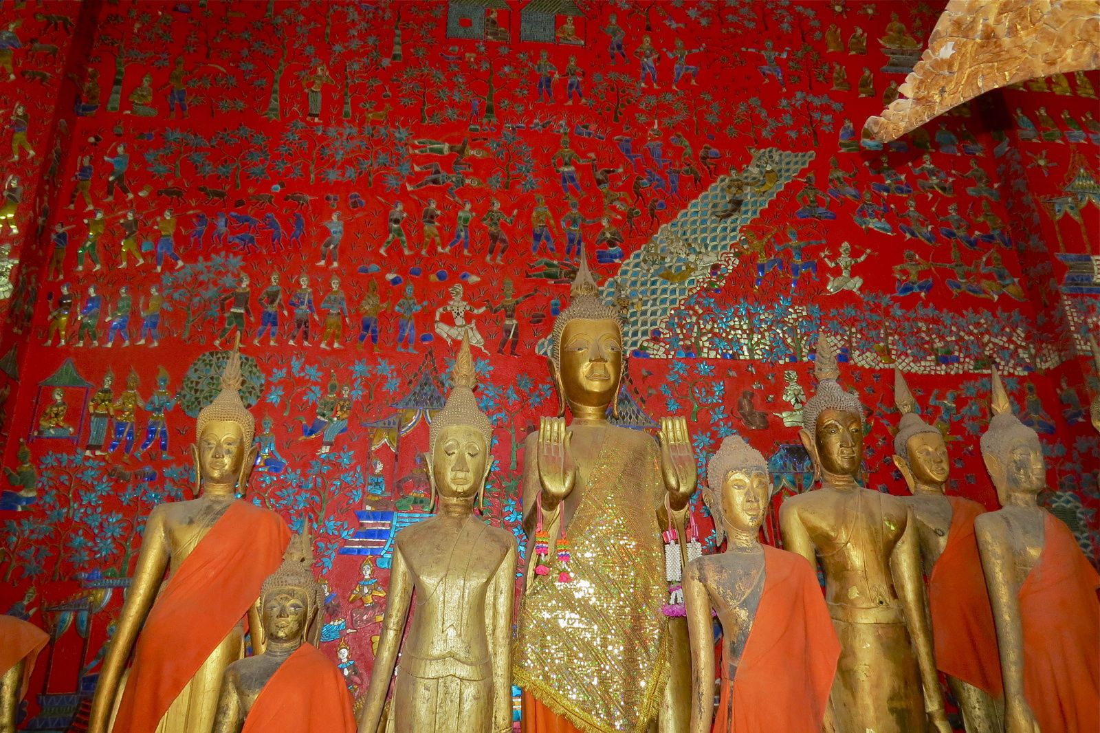 LAOS 2015 (3.- Louang Prabang et le Nord)