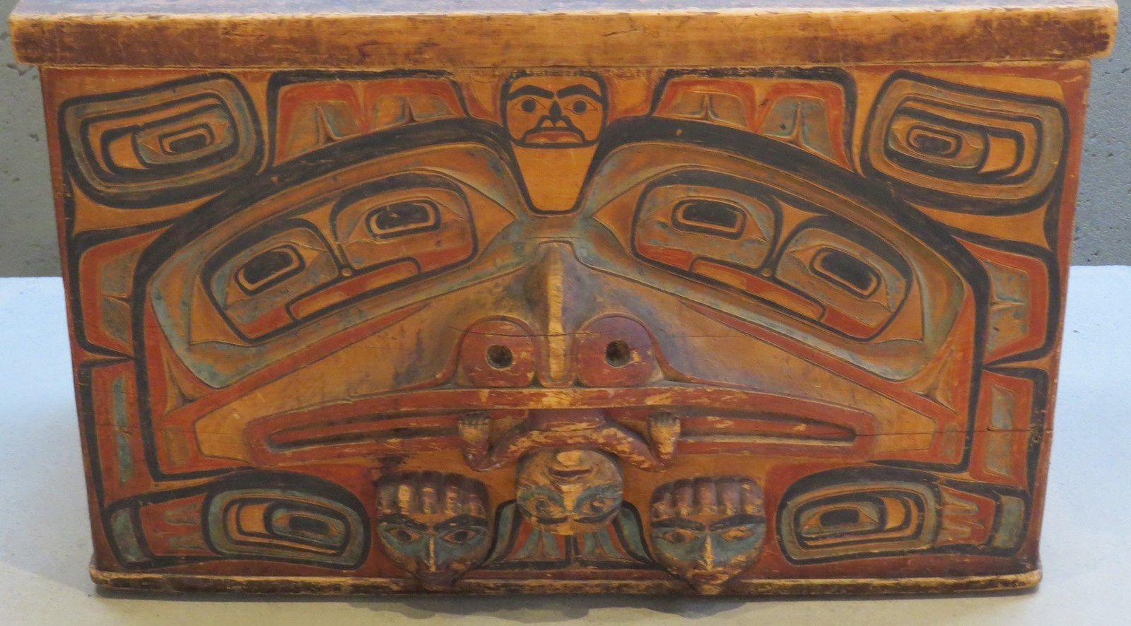 ALASKA 2015 (4.- Tlingit et Tsimshian)