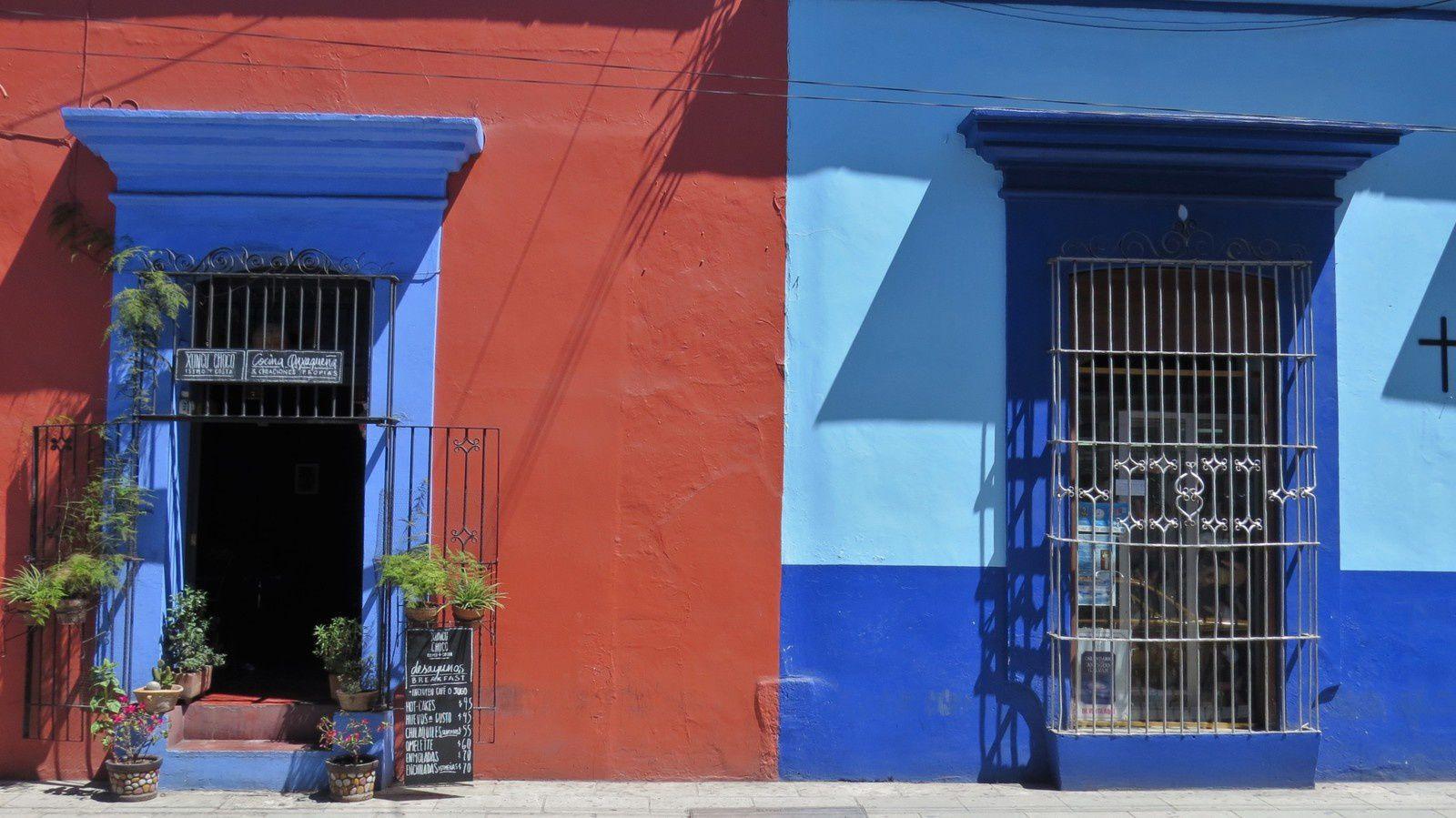 TRANSAMERICA (2.3.- Mexico, Oaxaca)