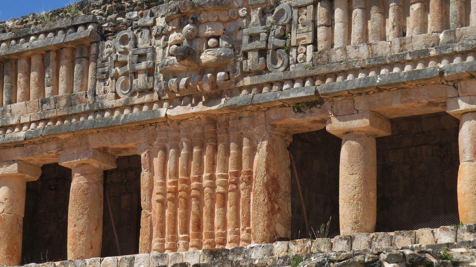TRANSAMERICA (2.4.- Chiapas, Yucatàn)