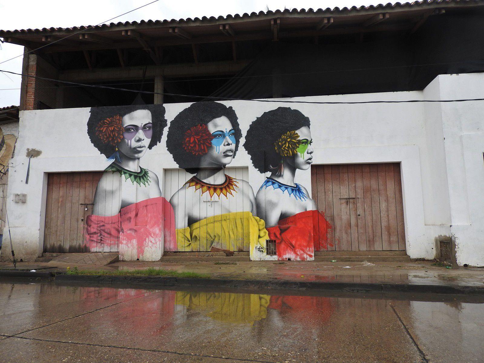 TRANSAMERICA (3.2.- Colombie, nord et centre)