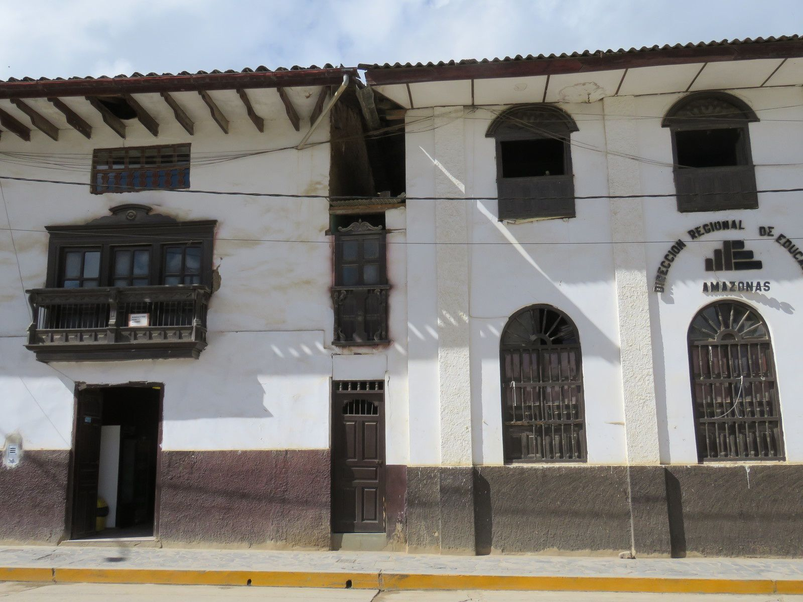 TRANSAMERICA (4.1.- Pérou, Andes du Nord)