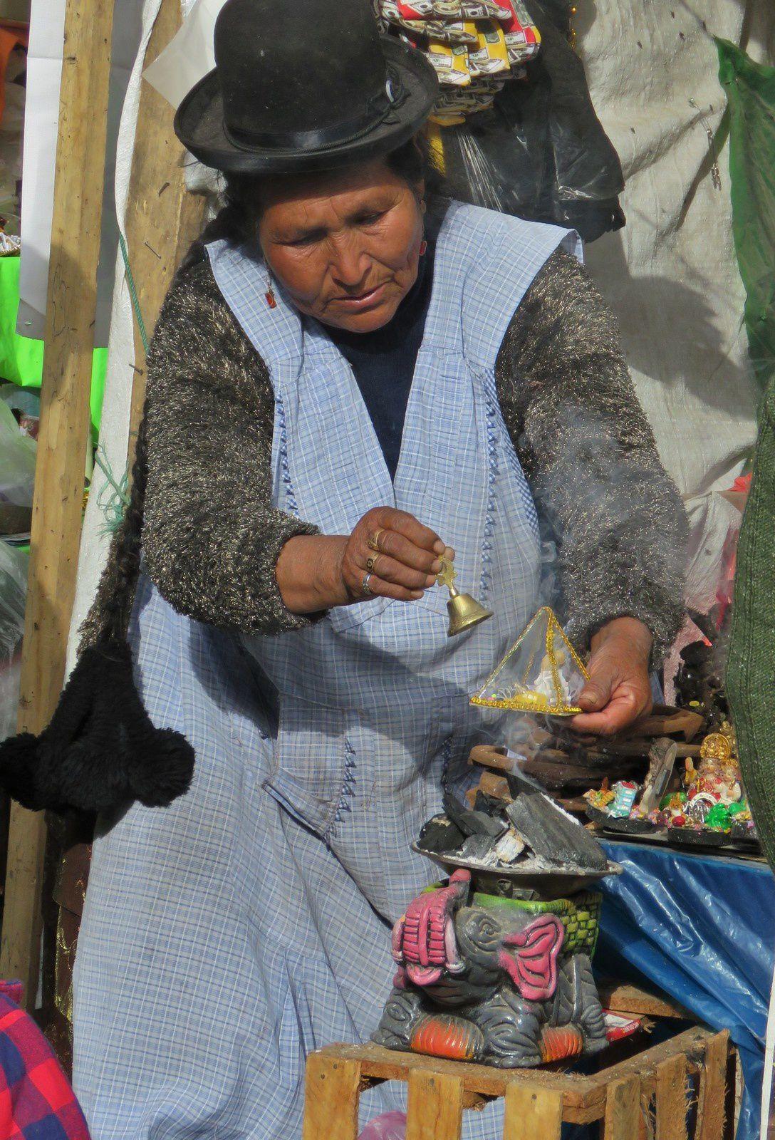 TRANSAMERICA (4.3.- Pérou, le circuit des garages)
