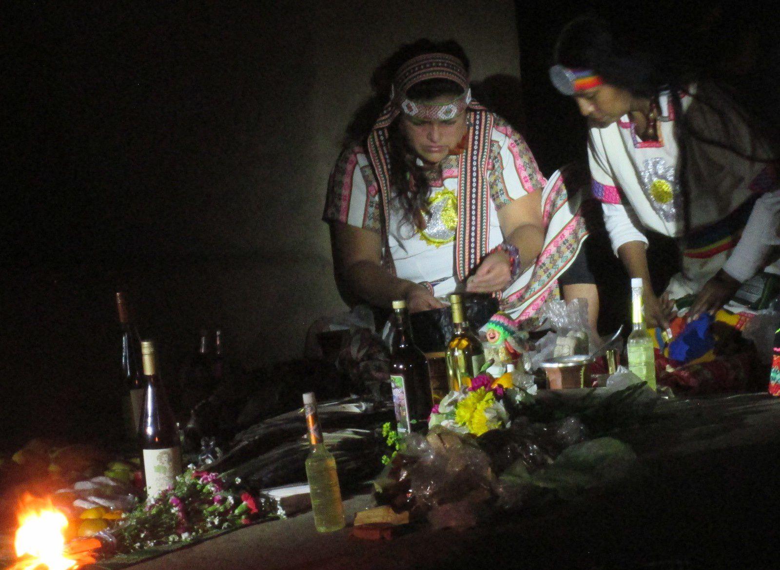 TRANSAMERICA (4.3.- Pérou ou le grand circuit des garages)