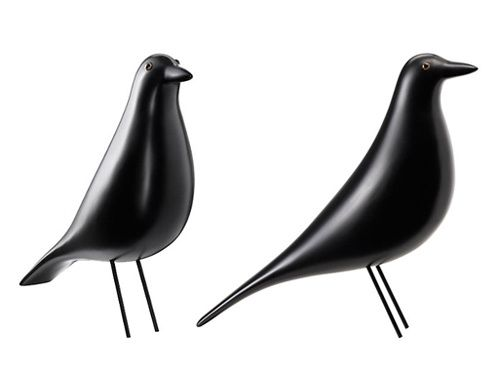Le Eames House Bird.