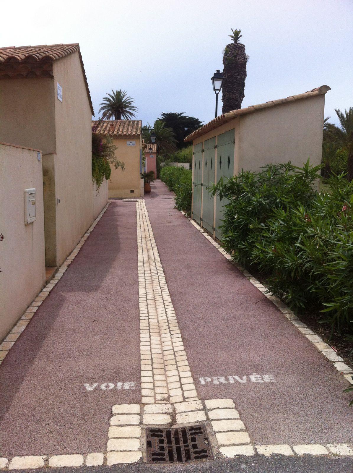 le petit village très typique