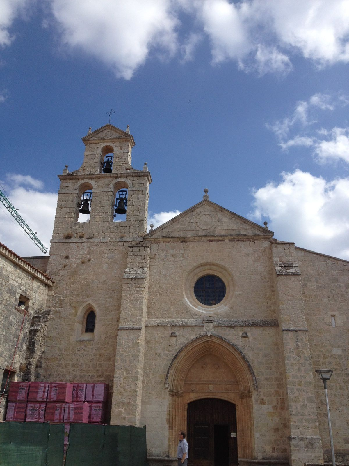 Monastère de ST Juan de Ortega