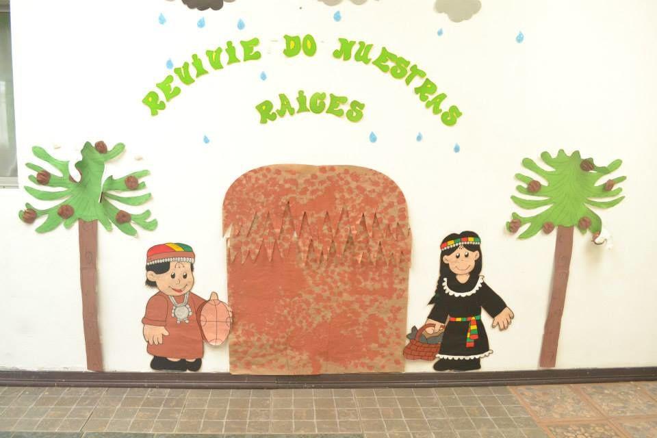 Chili - Lota - Fundacion Cepas : célébration de la nouvelle année Mapuche