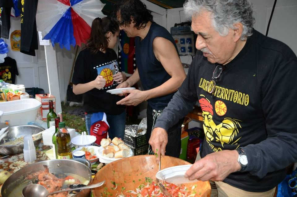 Fête du Chili à Orly le 21 septembre 2013 (Photos et videos)