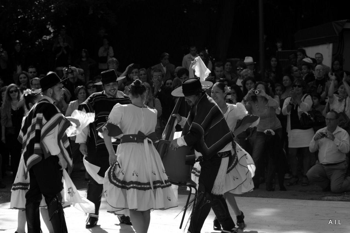 Fête du Chili à Orly le 21 Septembre (article et photos)