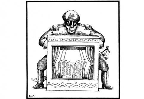 Quand la police secrète de Pinochet arrosait la presse (http://www.courrierinternational.com/)