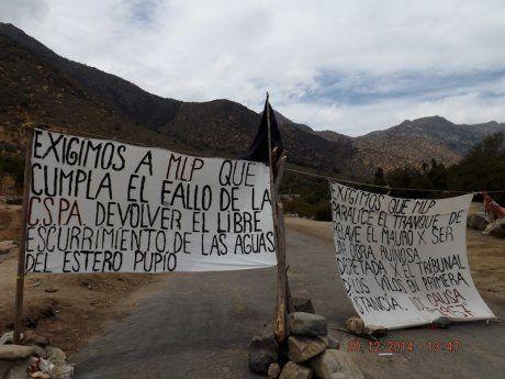 La bataille pour l'eau d'un petit village chilien contre un géant minier