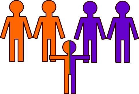 SI DIFFÉRENTS ET PAREILS À LA FOIS. #Adoption