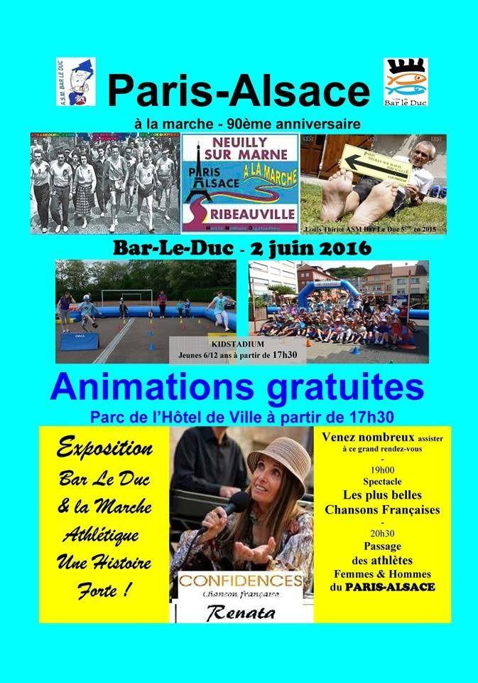 Bar-le-Duc : animations gratuites (parc de l'Hôtel de Ville)
