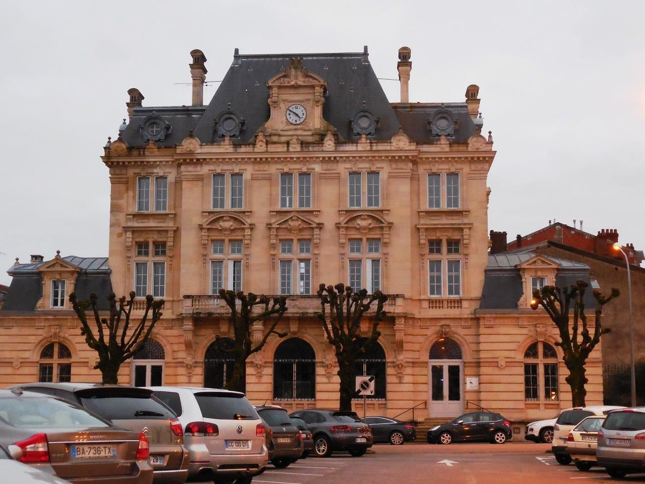Blason de bar le duc porte de la cour d 39 honneur de l - Office national de la chasse et de la faune sauvage ...