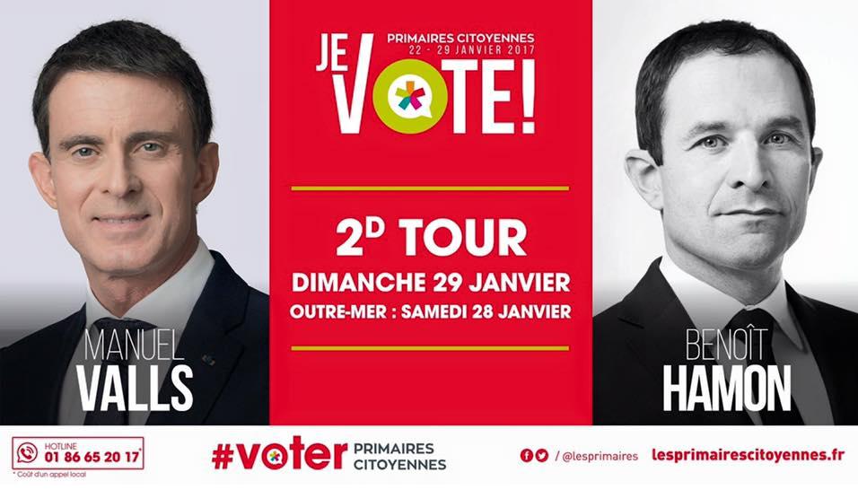 Meuse : résultats du 2ème tour des primaires