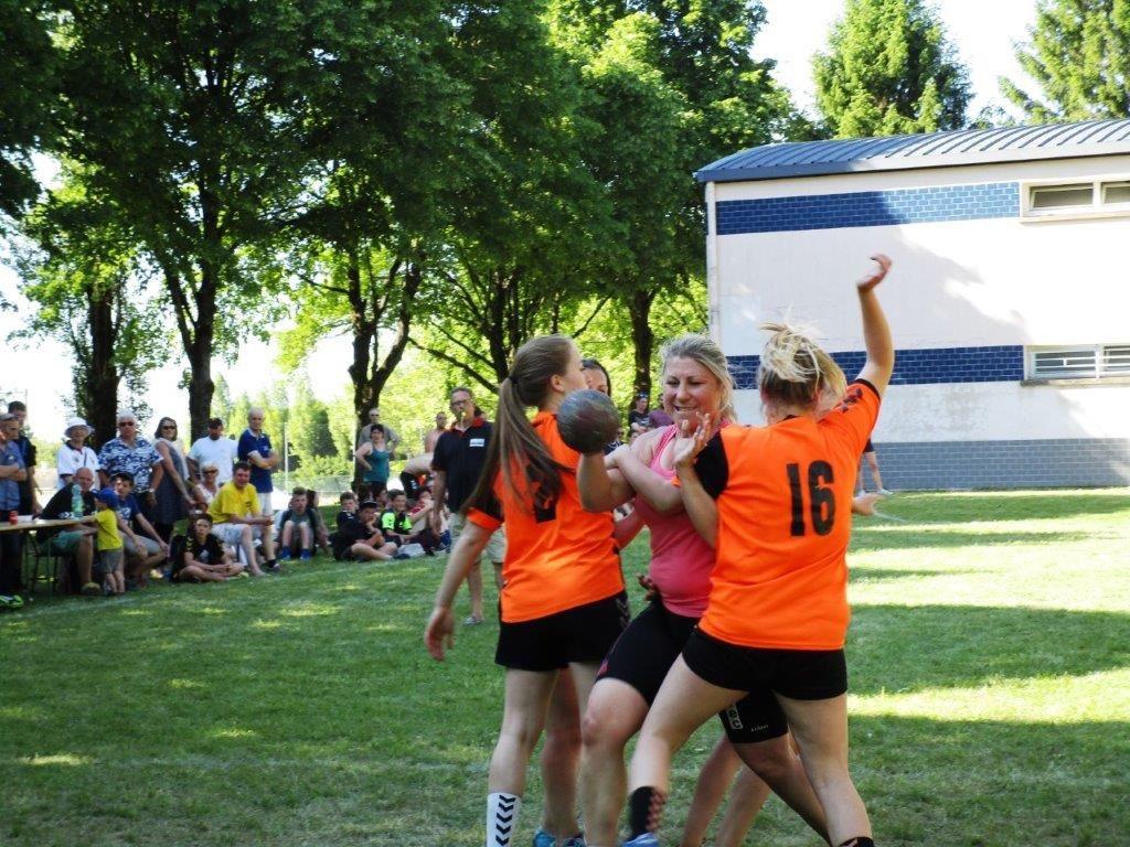 Tournoi handball de l'ASPTT 2017
