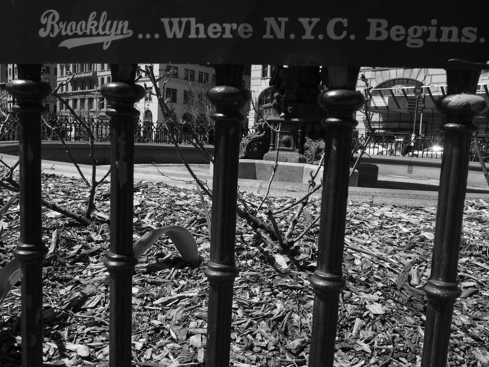 Pâques à Brooklyn : Partie 1