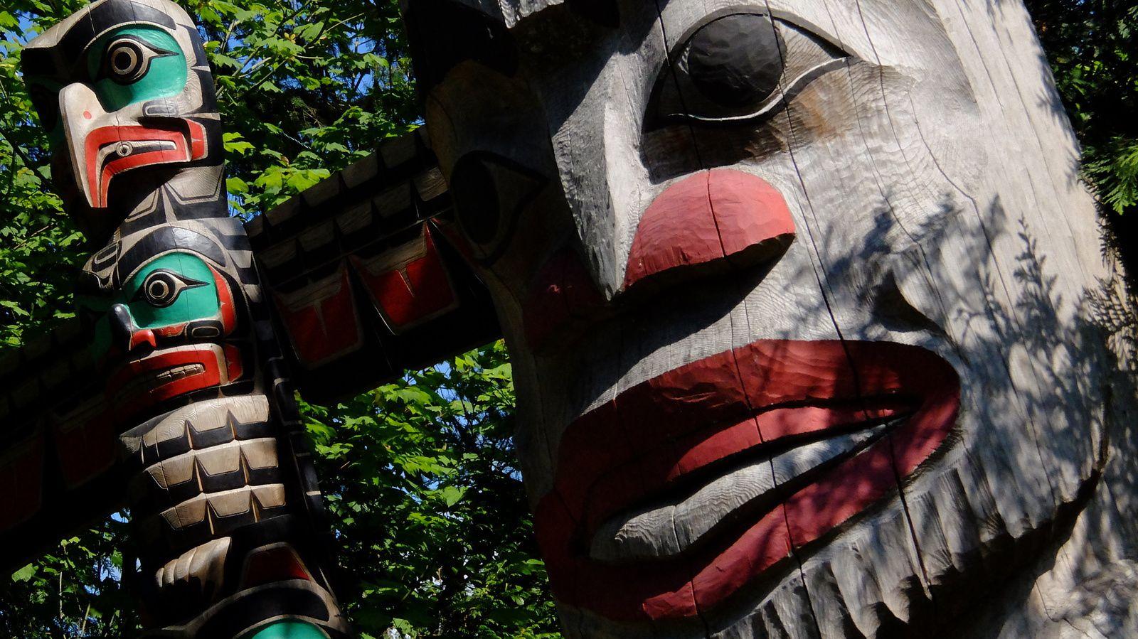 De Vancouver à Calgary : Jour 2 - Capilano