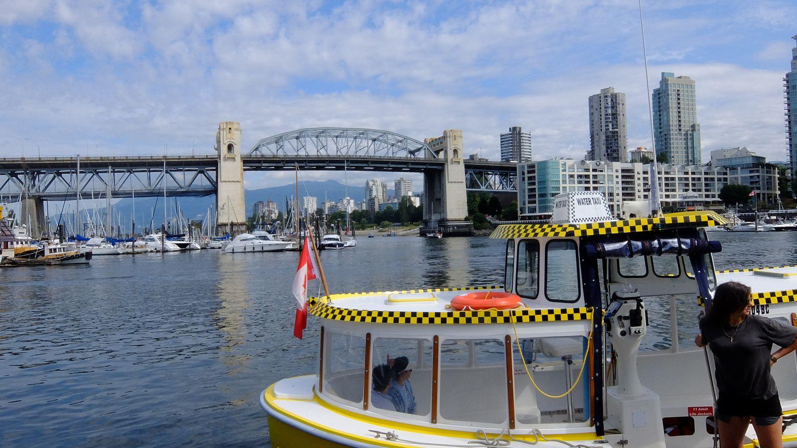 De Vancouver à Calgary : Jour 3