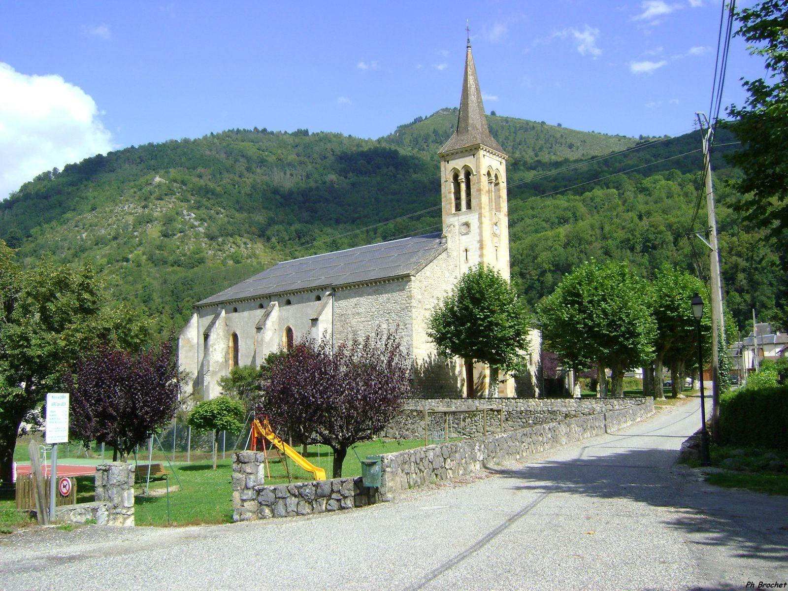 église de Siguer