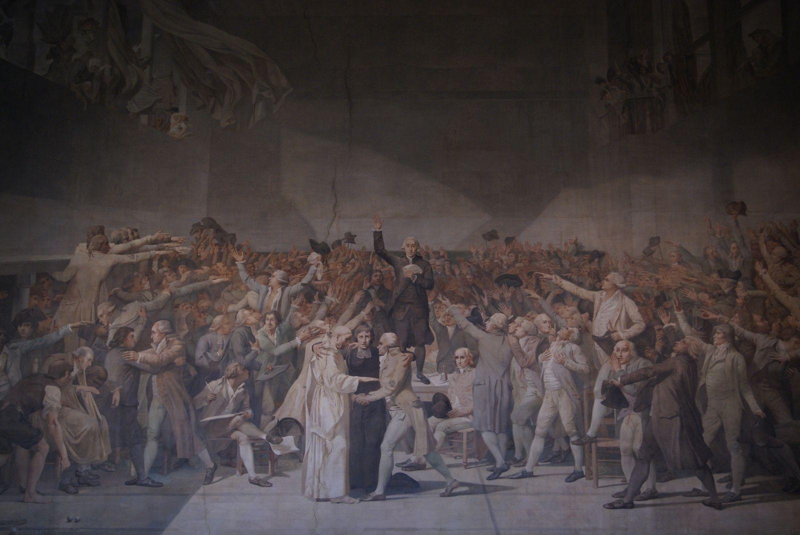 The wall. Le discours de politique générale.