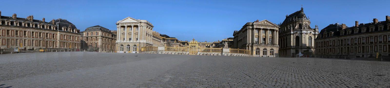 Versailles panorama III