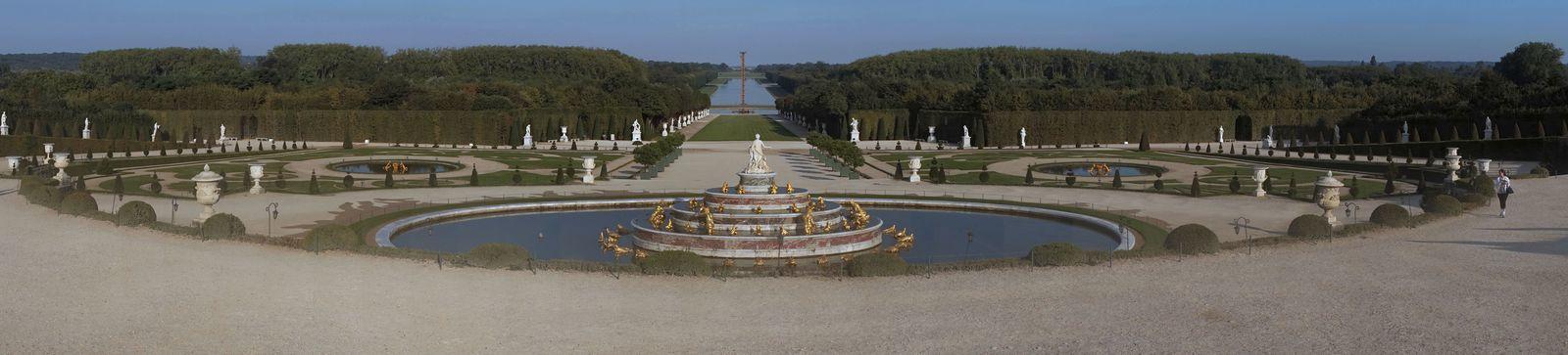 Versailles panorama V