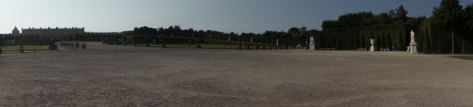 Versailles panorama VII