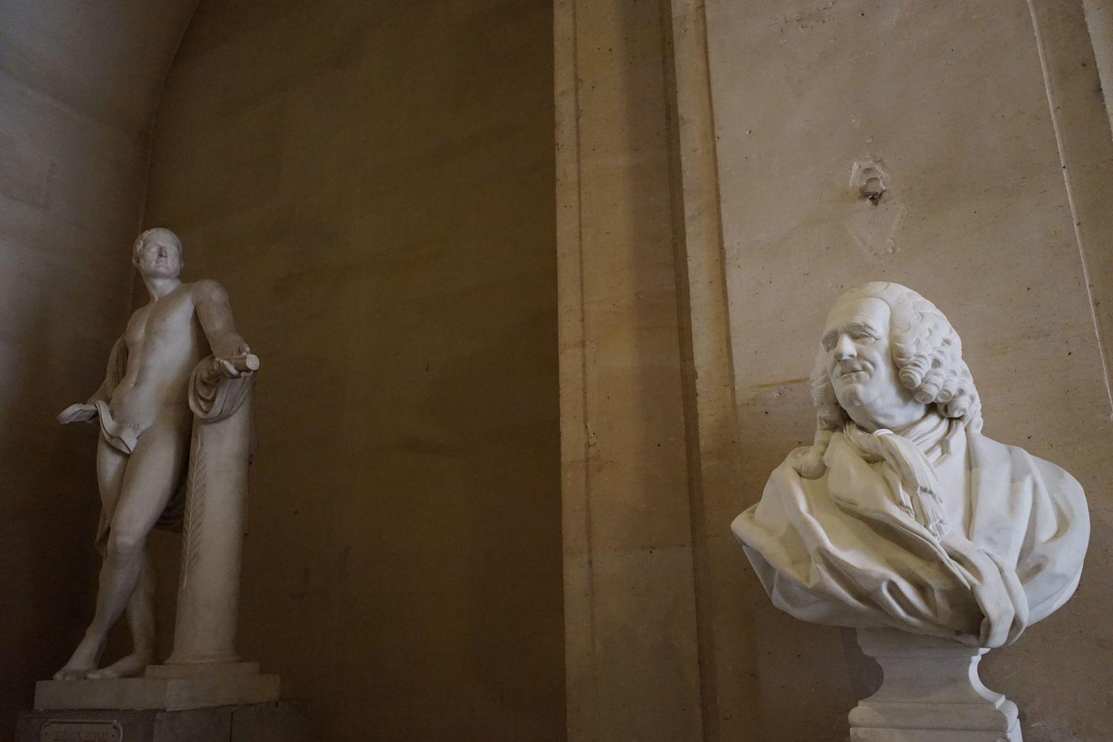 Freikörperkultur aus Versailles