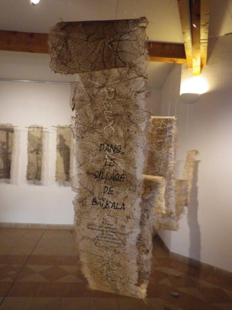 mon testament amoureux en textures végétales réalisé par Aïdée Bernard&#x3B; test-amant, test-à-ment, qui dit vrai ?