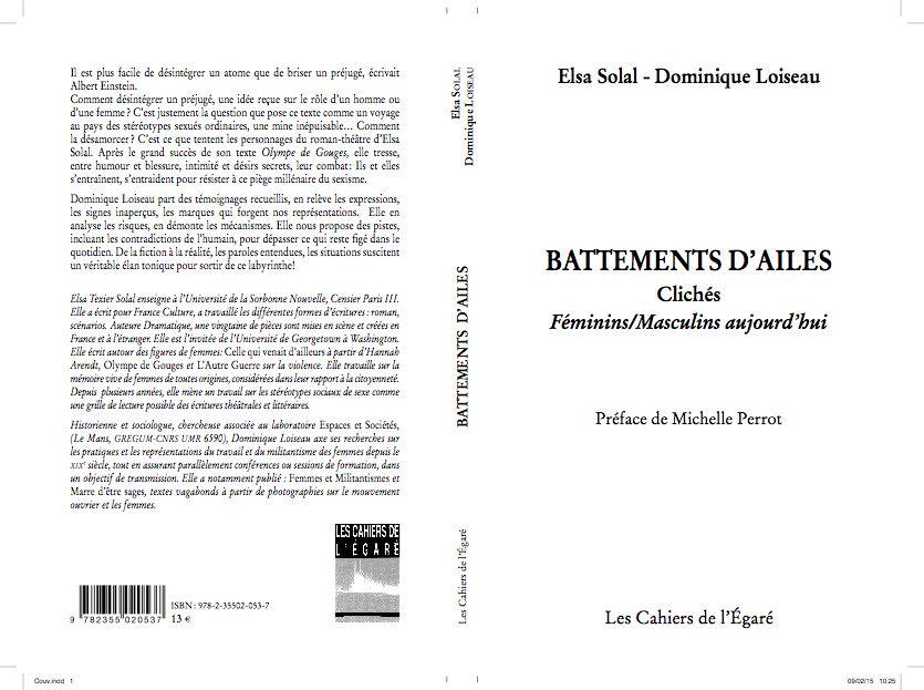 Battements d'ailes / Elsa Solal-Dominique Loiseau