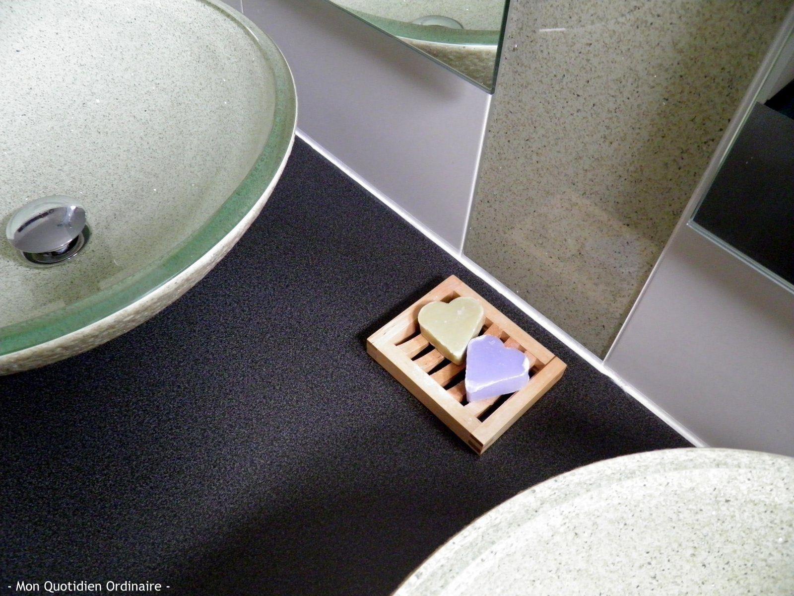 De la simplicité dans la salle de bain