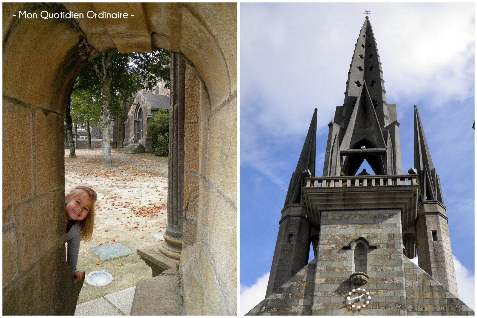 Plougastel-Daoulas, la Presqu'île aux trésors