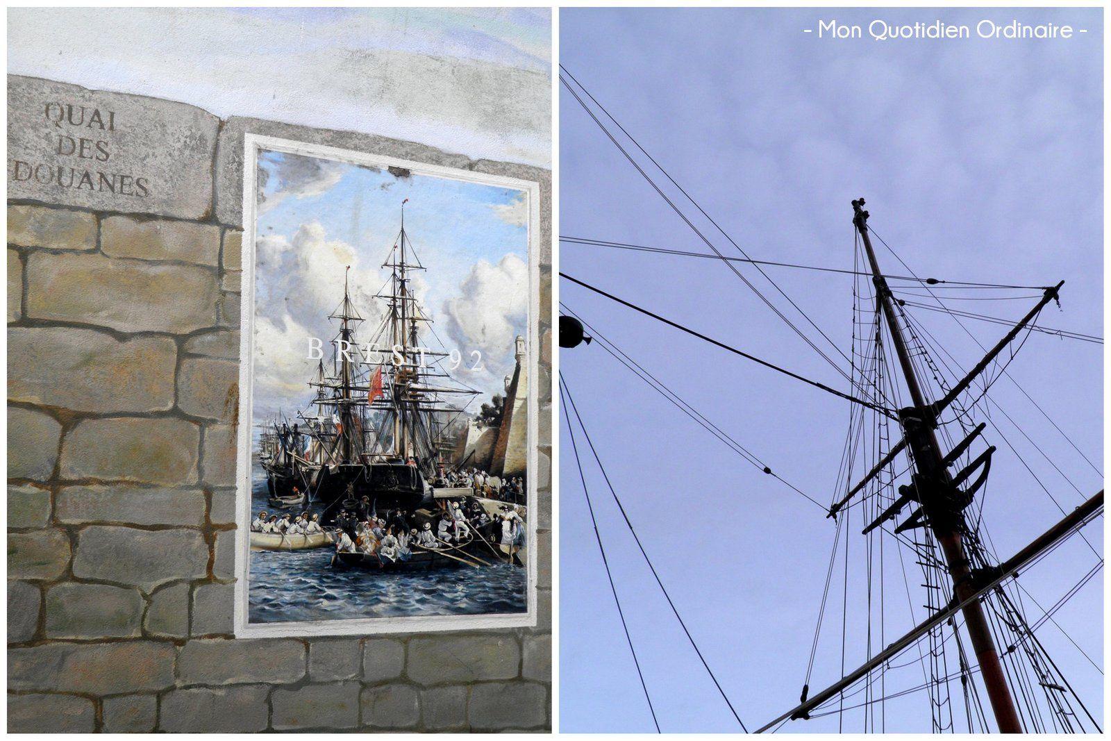 Aux Vieux Gréements - Spécialités de la Mer