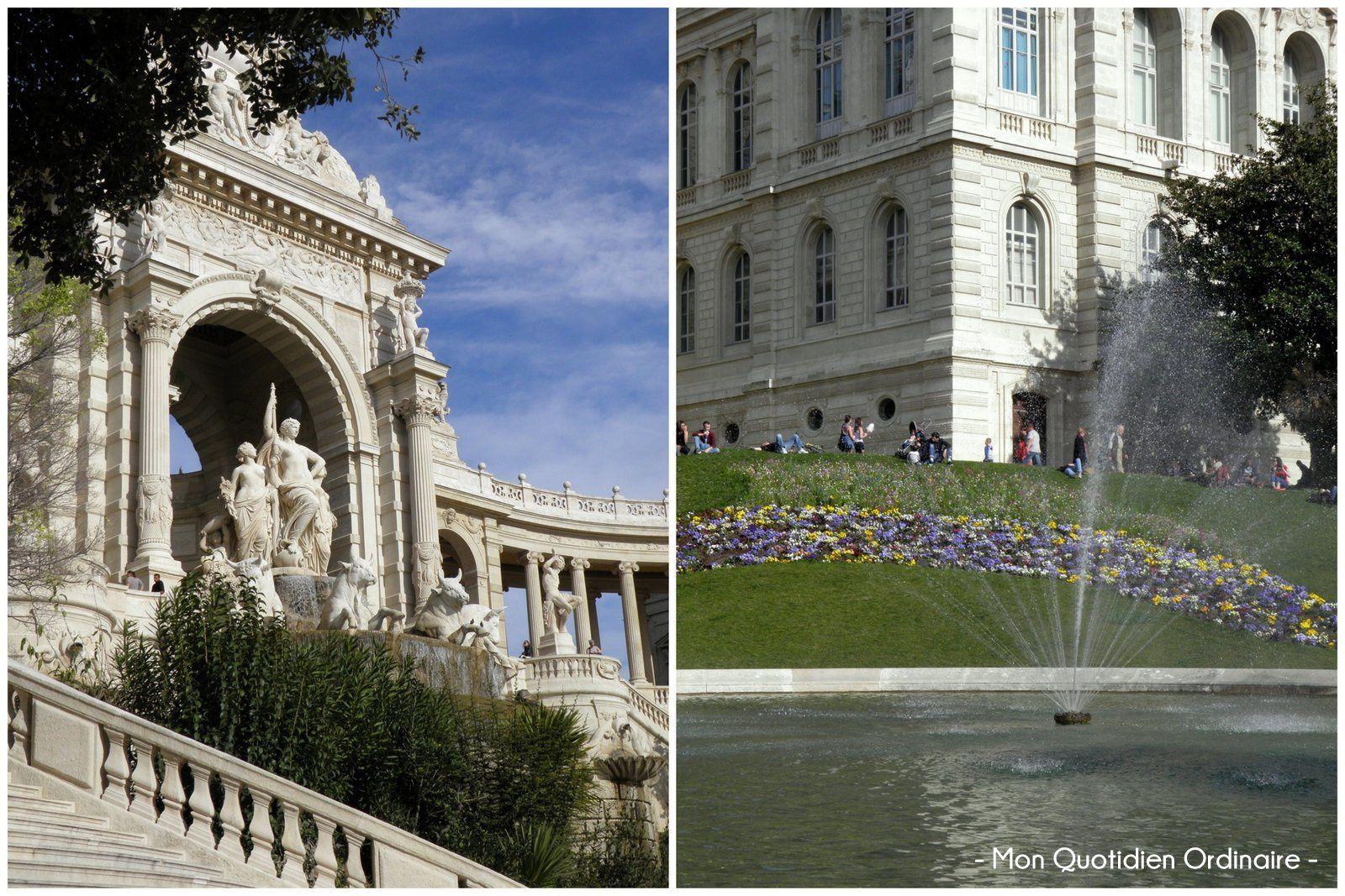 Un Dimanche au Palais Longchamp