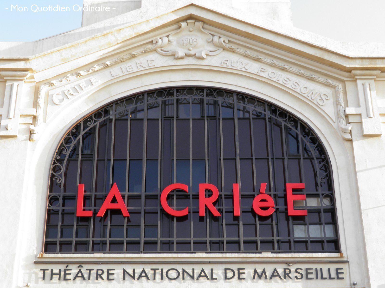 Merci Marseille...