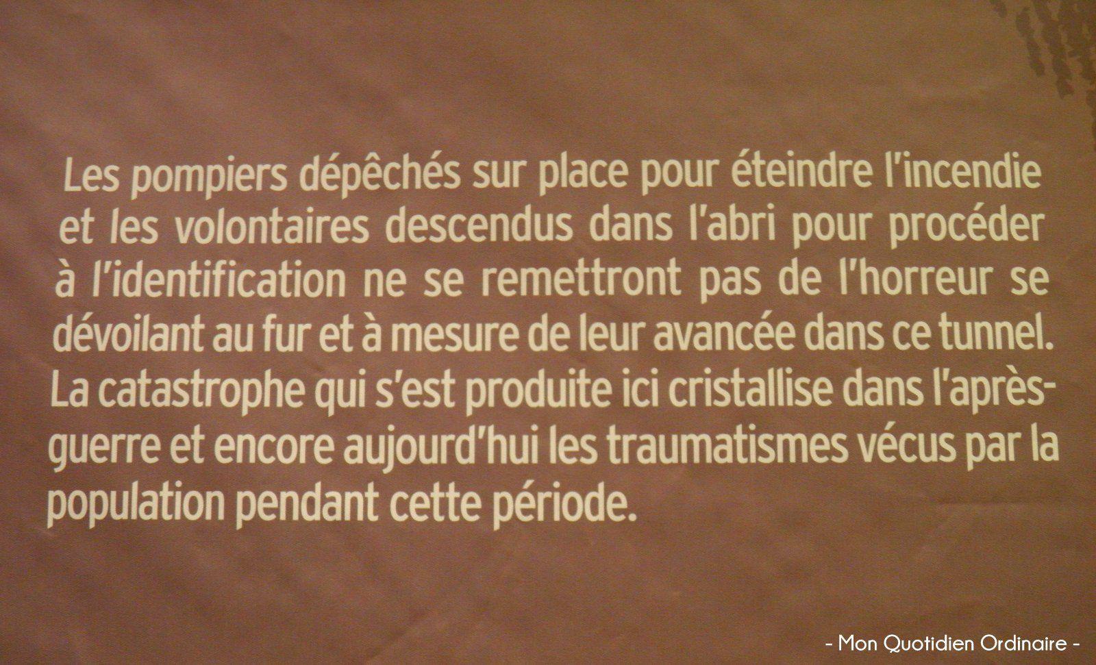 Devoir de mémoire: l'Abri Sadi Carnot à Brest