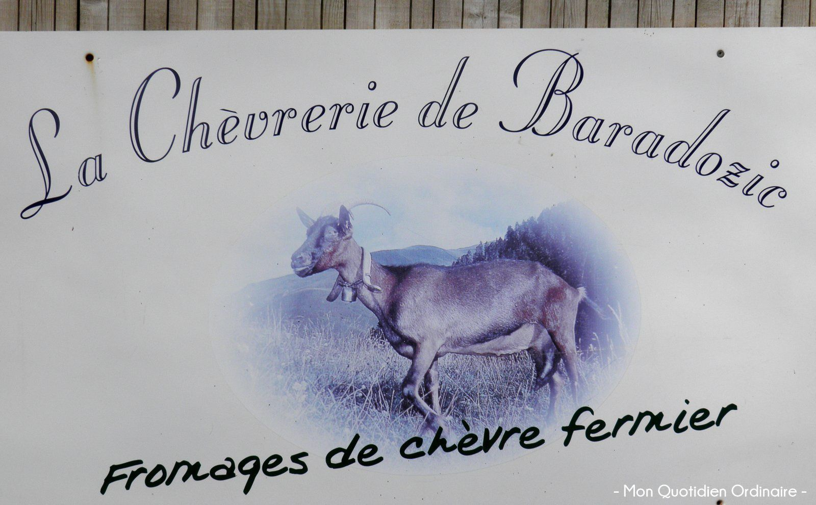 La jolie chèvrerie de Baradozic
