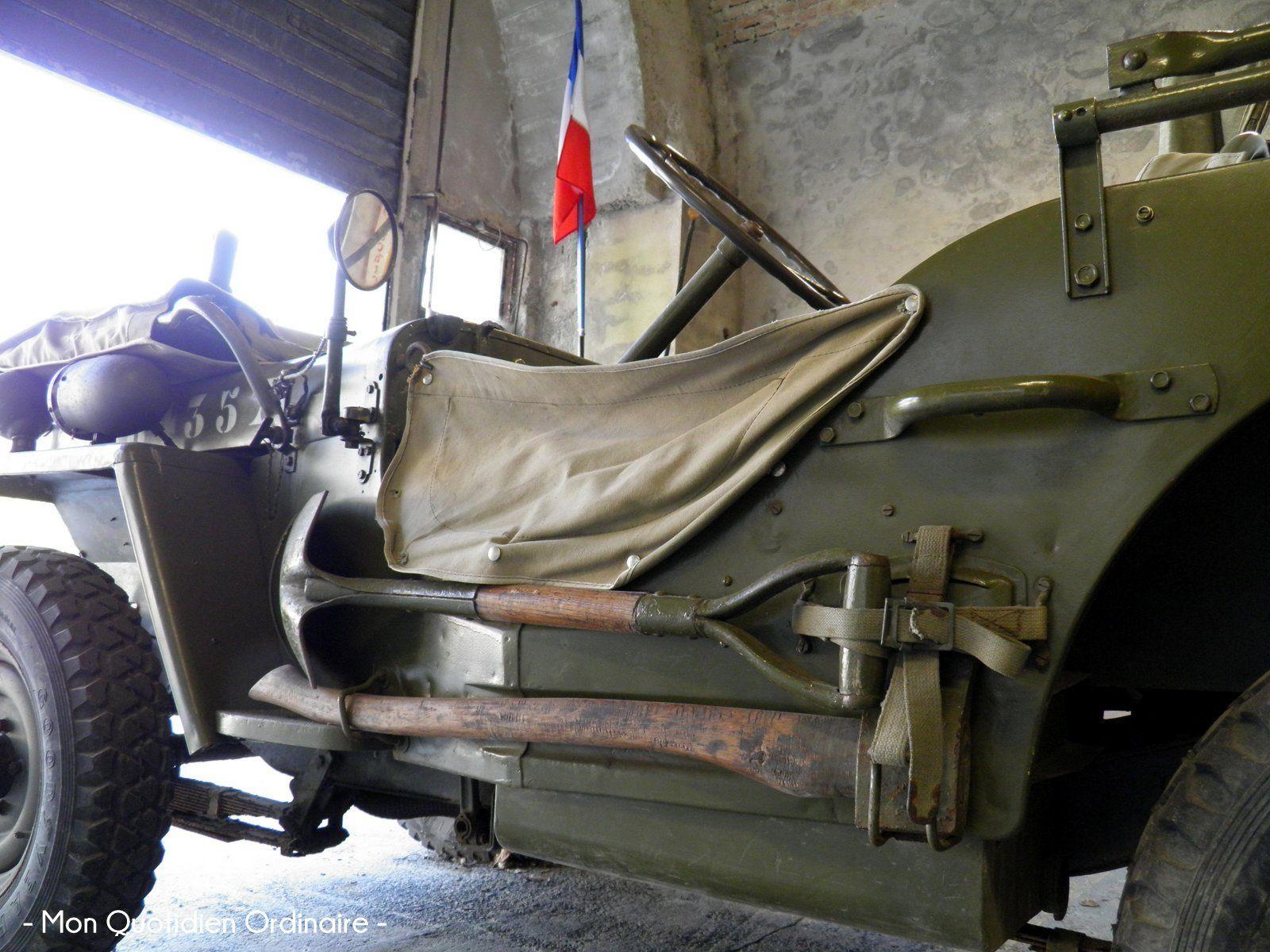 Devoir de mémoire: le Fort Montbarey - 06/06/2014