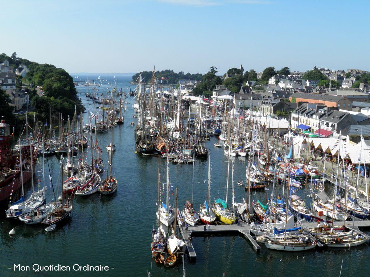 """""""Temps Fête"""" à Douarnenez: Célébrer le patrimoine maritime"""