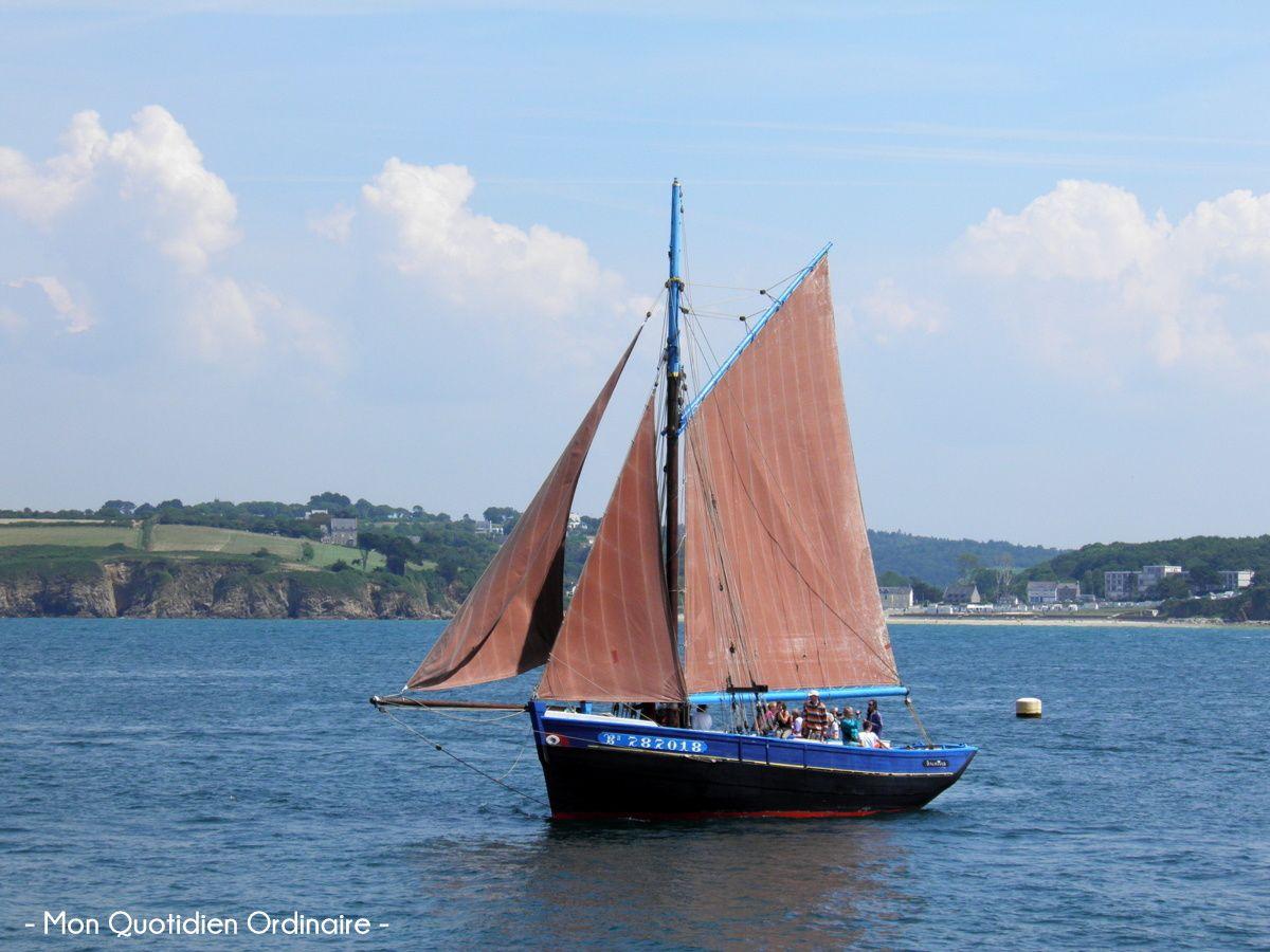 &quot&#x3B;Temps Fête&quot&#x3B; à Douarnenez: Célébrer le patrimoine maritime