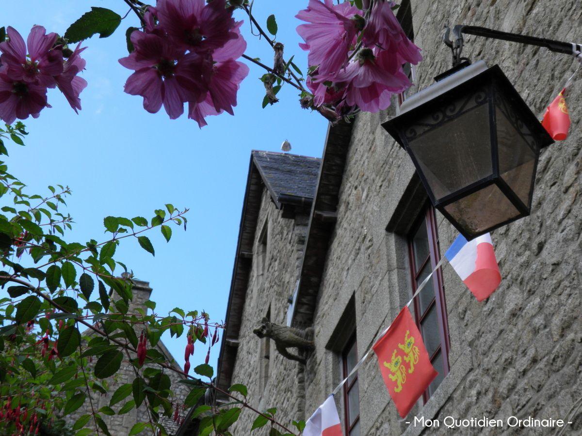 Un jour je suis allée au Mont Saint-Michel...
