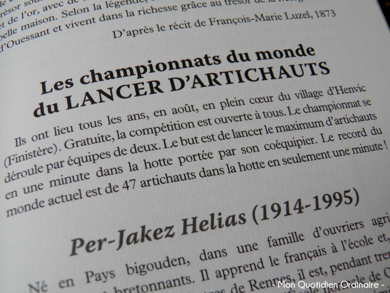 Lectures de Bretagne: Records et Korrigans