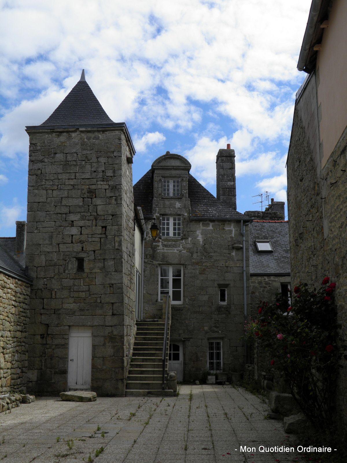 Pont-l'Abbé, la jolie Bigoudène