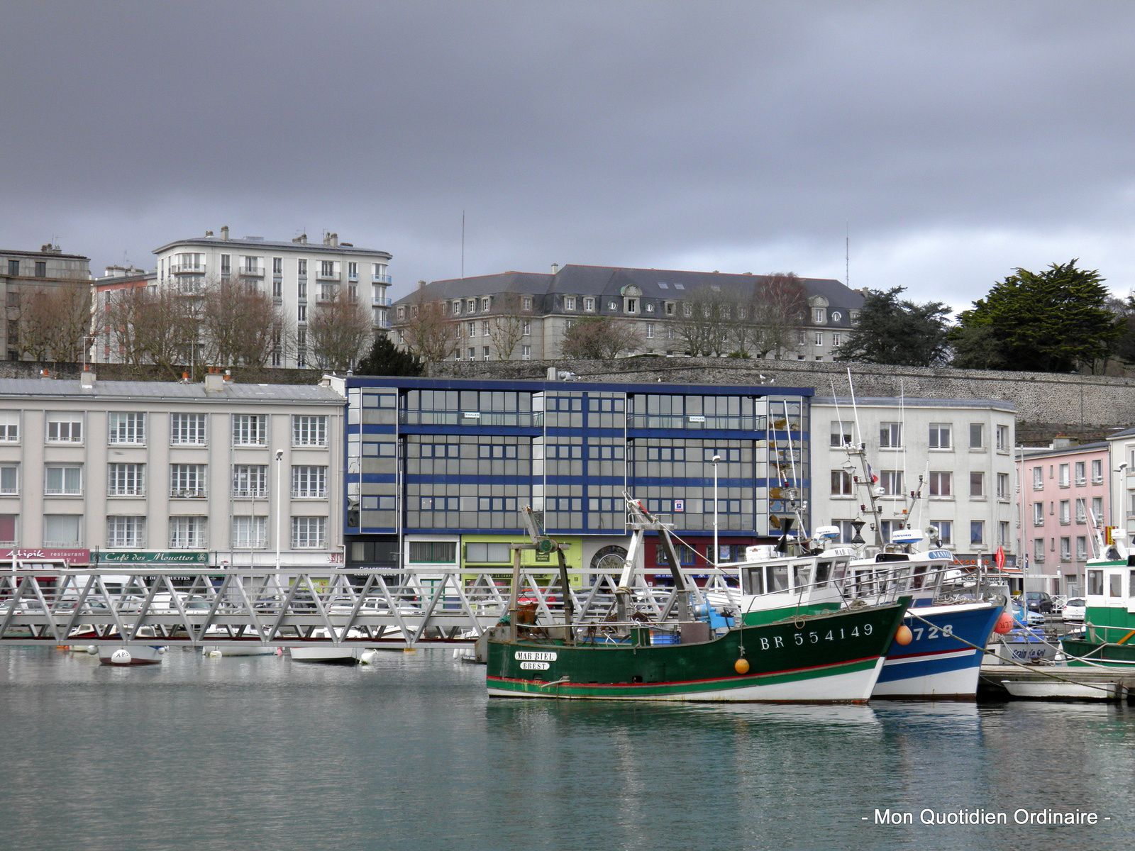 Brest - Port de Commerce