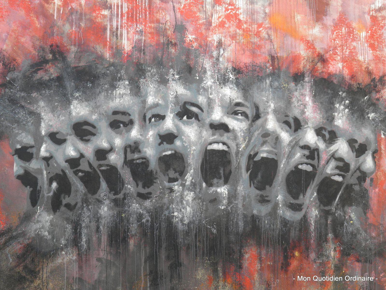 L'art urbain à Brest, entre graffitis et poésie